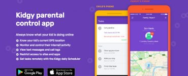 Kidgy - Parental control app to manage your kid's online life- App review