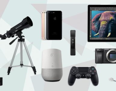 New Technology Gadgets In 2017