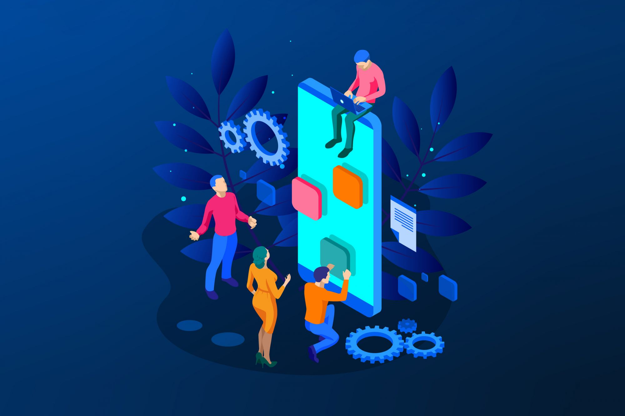 Reasons-Mobile Apps for a Website Make Sense