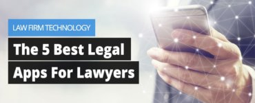 Top Professional Working Apps for Lawyers in 2020
