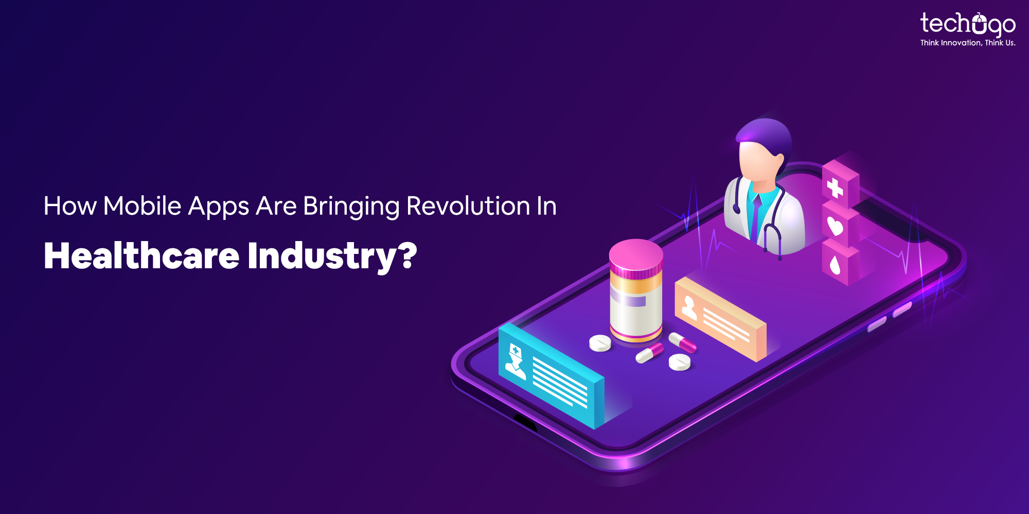 Mobile Apps Revolution In Healthcare Industry