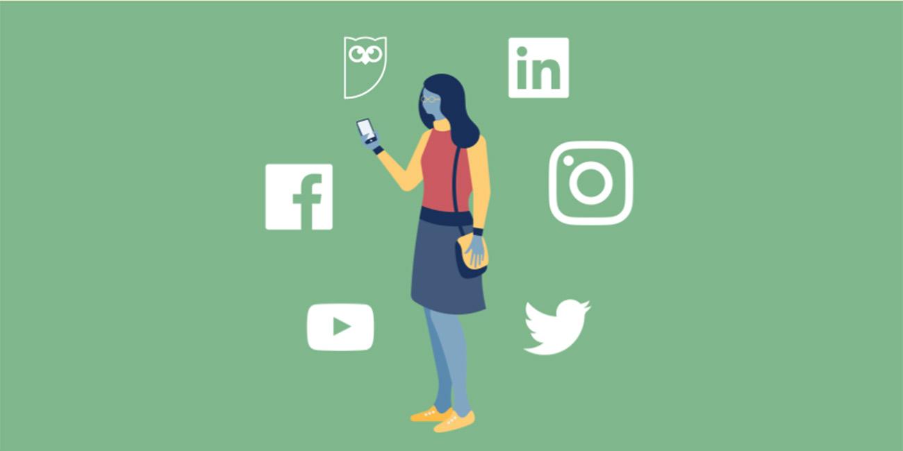 Social App-Blog-Design