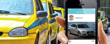 How to create taxi booking app